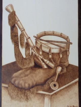 Gaita y tambor